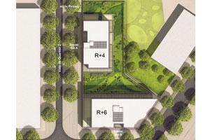Green View Toulouse plan