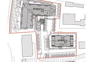 Parenthèses Boisées St-Orens-de-Gameville plan