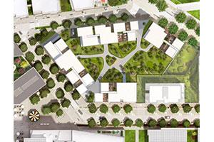 Skyview Toulouse plan