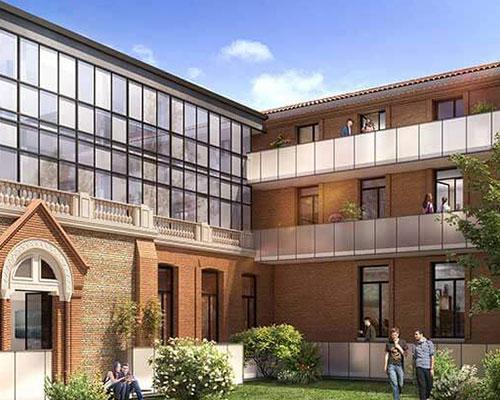Campus-Saint-Michel-Toulouse