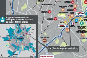 Le Clos Marguerite Toulouse