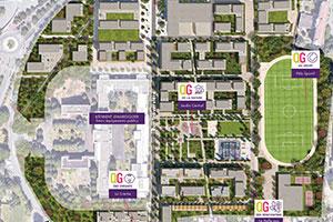 Eloge du Parc Toulouse Plan