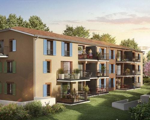 Programme Immobilier Bella Ciutat Castanet Tolosan