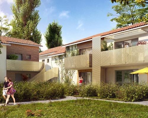 Programme Immobilier Côté Saint Simon Toulouse