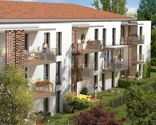 Programme Immobilier Calzéa Saint-orens de gameville