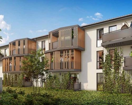 Programme Immobilier Coeur de Ville Aucamville