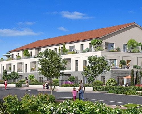 Programme Immobilier Domaine Massada Quint Fonsegrives