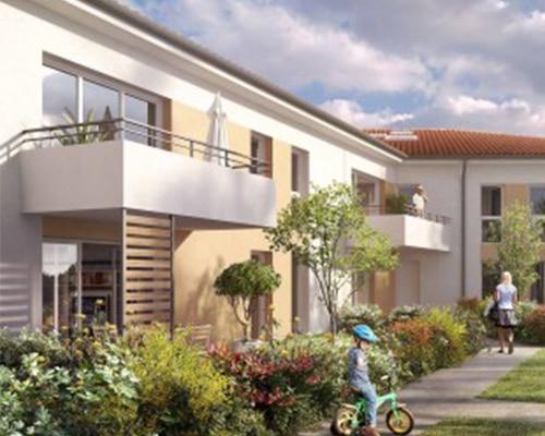Programme Immobilier Les Jardins d'Orance Saint Orens de Gameville