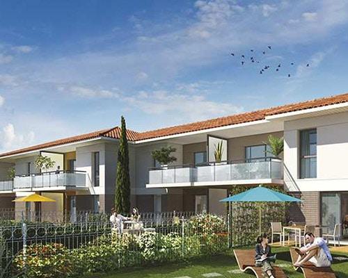 Programme Immobilier Les Portes d'Asgard Auzeville-Tolosane