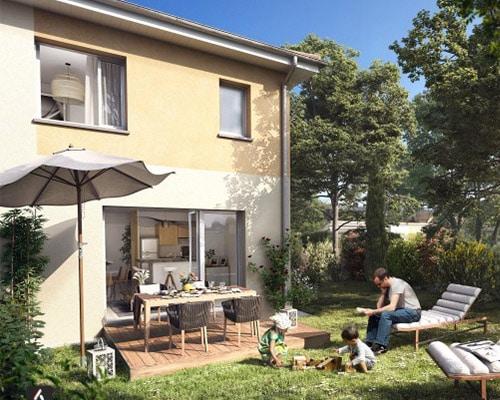 Programme Immobilier Les Villas D'Aristée Saint Orens