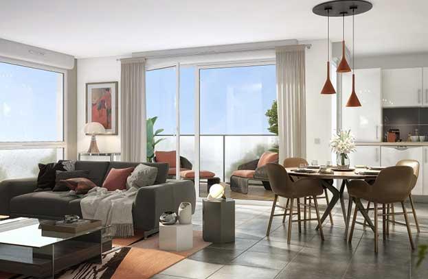 Appartement neuf Art'boréa Montrabé