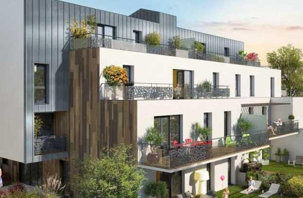 Appartement neuf Calarena Toulouse Minimes