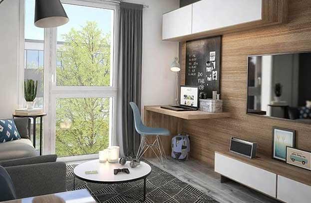 Appartement neuf Campus Saint-Michel Toulouse