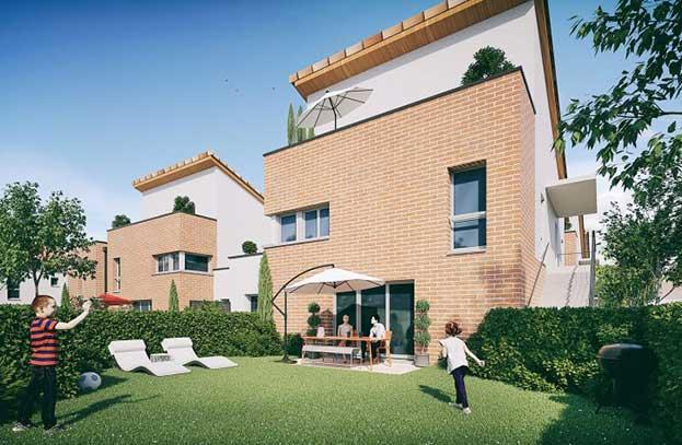Appartement neuf Intiméo 2 Aucamville