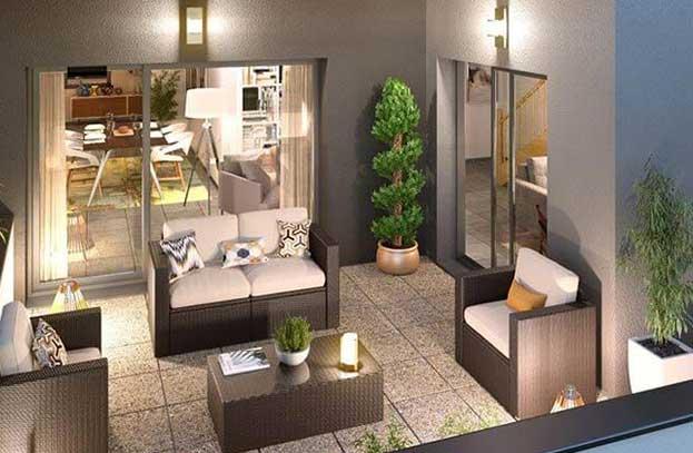 Appartement neuf Le Cours des Minimes Toulouse