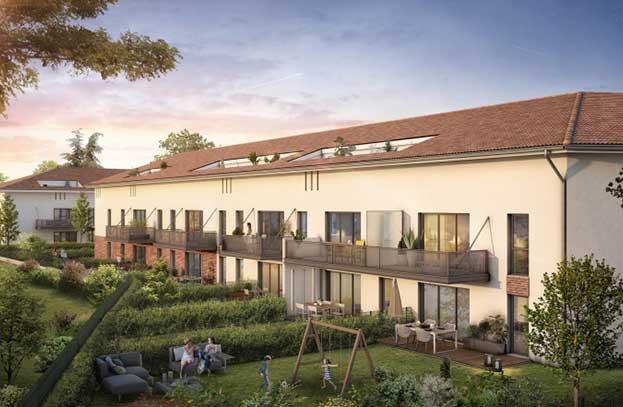 Appartement neuf Le Millésime Castanet Tolosan