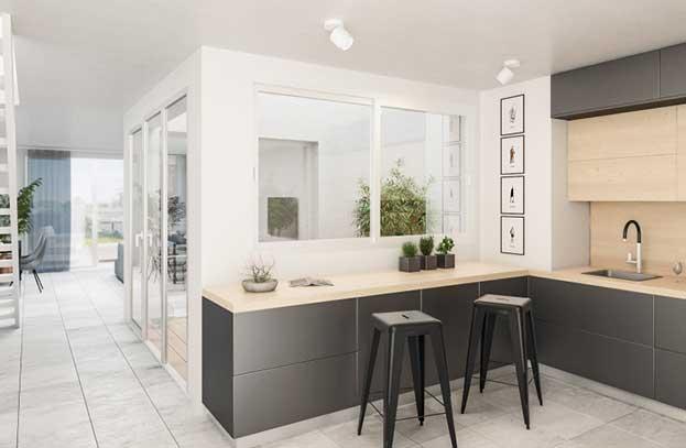 Appartement- neuf Via Veneta Toulouse