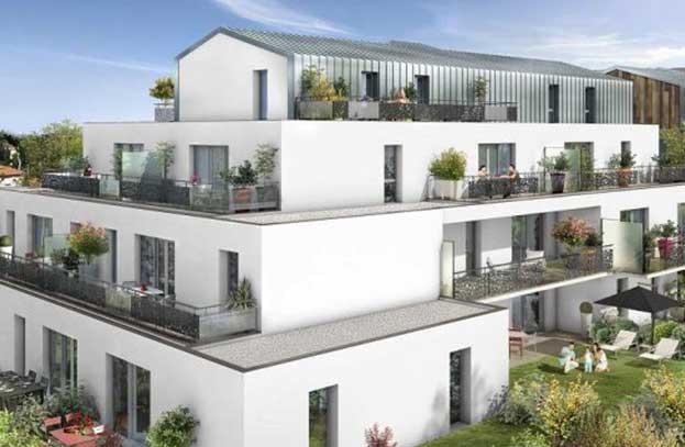 Appartements neufs Calarena Toulouse Minimes