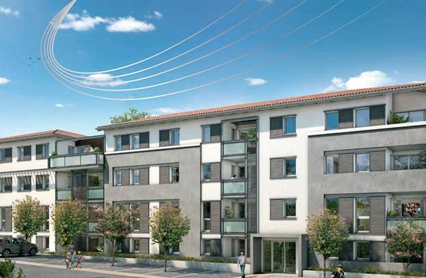 Appartements neufs Casta Nova Castanet