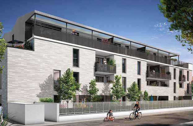 Appartements neufs Esprit Minimes Toulouse