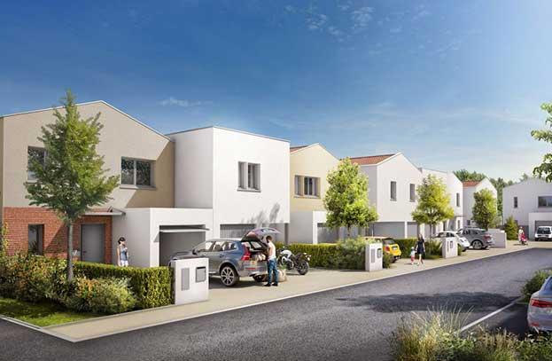 Appartements neufs Greenline Plaisance du Touch