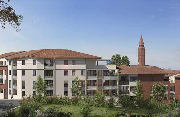 Appartements neufs L'Intermède Castanet Tolosan