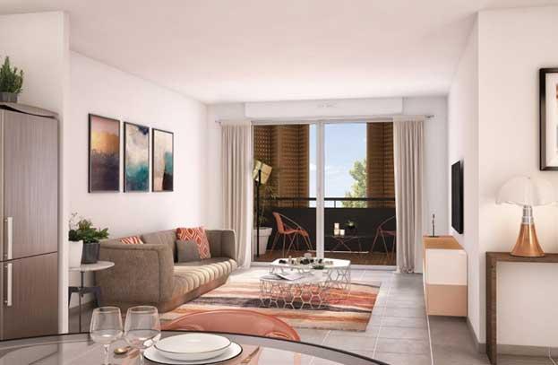 Appartements neufs La Clef d'or Pinsaguel