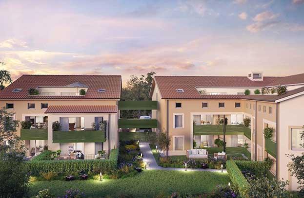 Appartements neufs La Clef de Sol 2 Tournefeuille