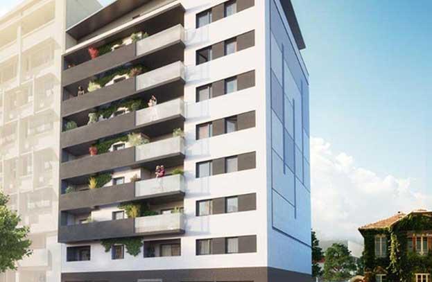 Appartements neufs Le Cours des Minimes Toulouse