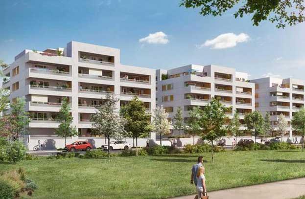 Appartements neufs Nouvel'R Blagnac