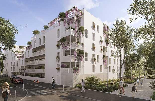 Appartements neufs Origin Blagnac