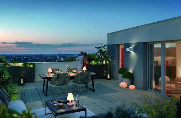Appartements neufs Panorama Toulouse