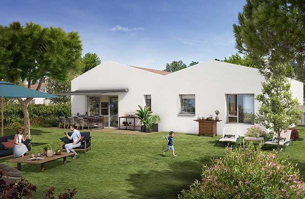 Appartements neufs Résidence Vilanova Aussonne