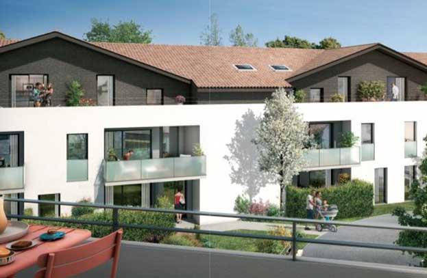Appartements neufs Via Notte Mondonville