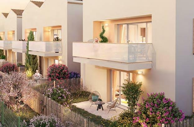 Programme Neuf 126 Garden Toulouse