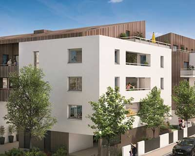 Programme immobilier neuf Greengarden
