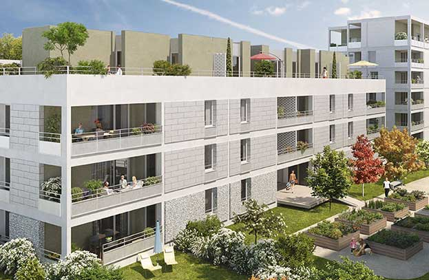 Appartement neuf L'Astral Toulouse