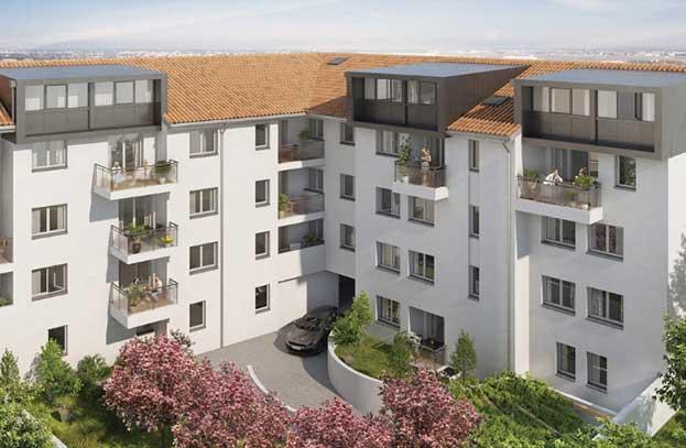 Appartement neuf Le Clos Romana Castanet Tolosan