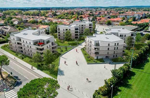 Appartement neuf Le Parc Montesquieu Cugnaux