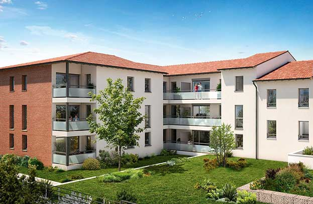 Appartement neuf Le Philharmony Castanet Tolosan