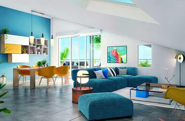 Appartement neuf Parc Tolosan Castanet