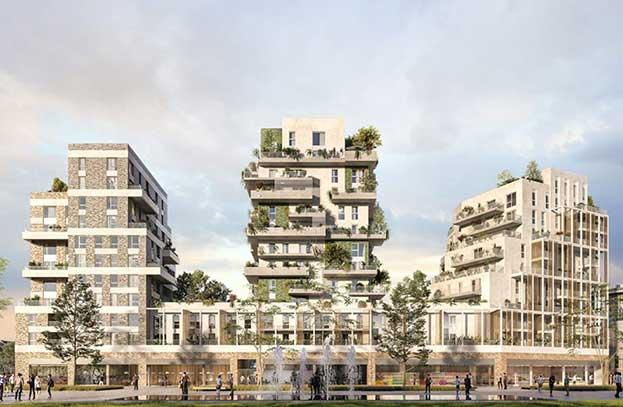 Appartements neufs Hype Park Toulouse