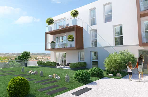 Appartements neufs In'View Ramonville