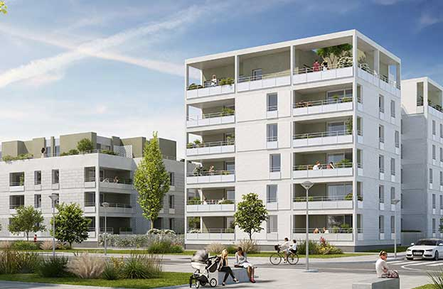 Appartements neufs L'Astral Toulouse