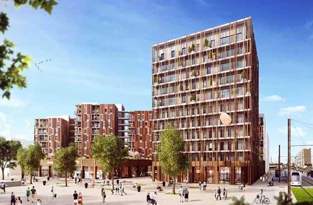 Appartements neufs La Canopée Toulouse