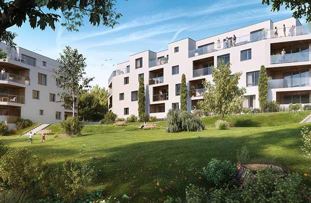 Appartements neufs La Chêneraie de Lardenne Toulouse