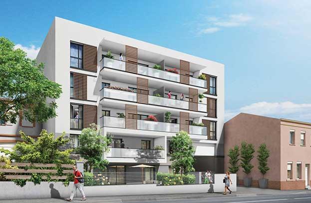 Appartements neufs Le 85 Toulouse