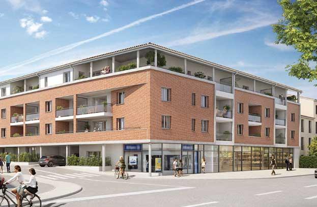 Appartements neufs Le Clos Romana Castanet Tolosan
