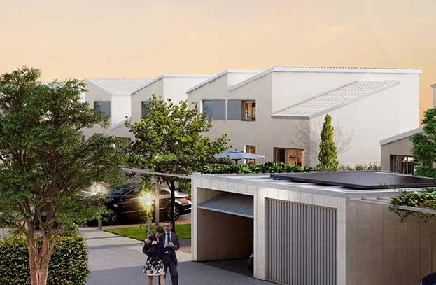 Appartements neufs Le Domaine d'Opale Blagnac