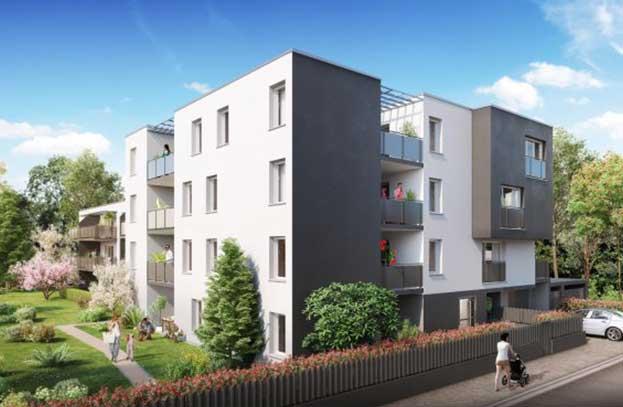 Appartements neufs Le Hussard Noir Toulouse